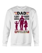 DAD  CAVALIERS Crewneck Sweatshirt thumbnail