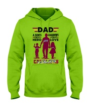 DAD  CAVALIERS Hooded Sweatshirt thumbnail