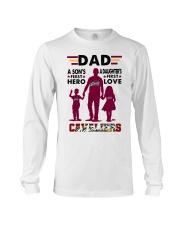 DAD  CAVALIERS Long Sleeve Tee thumbnail