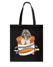 Shih Tzu-Antidepresivo Tote Bag thumbnail