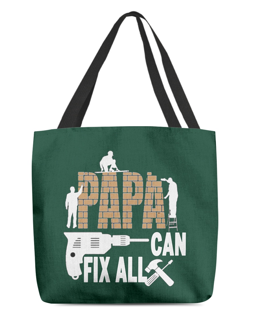 Papa can fix all 2 All-over Tote