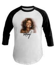 Whitney Houston Baseball Tee tile