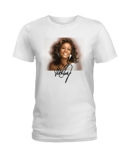 Whitney Houston Ladies T-Shirt thumbnail