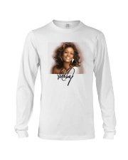 Whitney Houston Long Sleeve Tee thumbnail