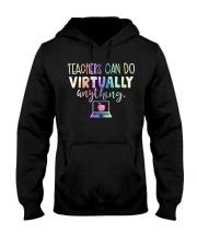 Teachers Can Do Virtually Anything  Hooded Sweatshirt thumbnail