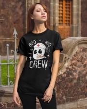 Funny Nurse Shirts Boo Boo Crew Classic T-Shirt apparel-classic-tshirt-lifestyle-06