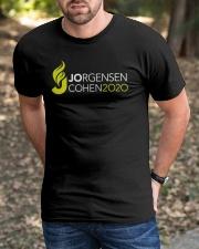Jo Jorgensen Cohen 2020 Libertarian  Classic T-Shirt apparel-classic-tshirt-lifestyle-front-52