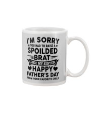 Perfect Gift for Father's Day Mug front