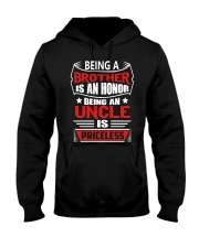 Being An Uncle is Princeless Hooded Sweatshirt thumbnail