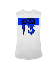 Clown13 BLue Sleeveless Tee thumbnail