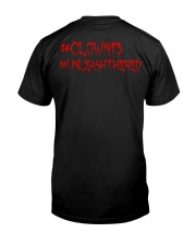 TheRedKing Classic T-Shirt back