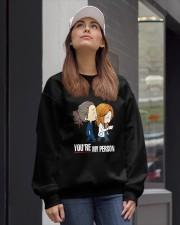 You're My Person Crewneck Sweatshirt lifestyle-unisex-sweatshirt-front-1