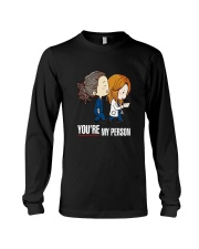 You're My Person Long Sleeve Tee thumbnail