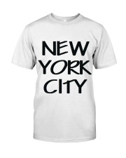 new york city t-shirt Classic T-Shirt thumbnail