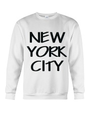 new york city t-shirt Crewneck Sweatshirt thumbnail