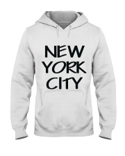 new york city t-shirt Hooded Sweatshirt thumbnail