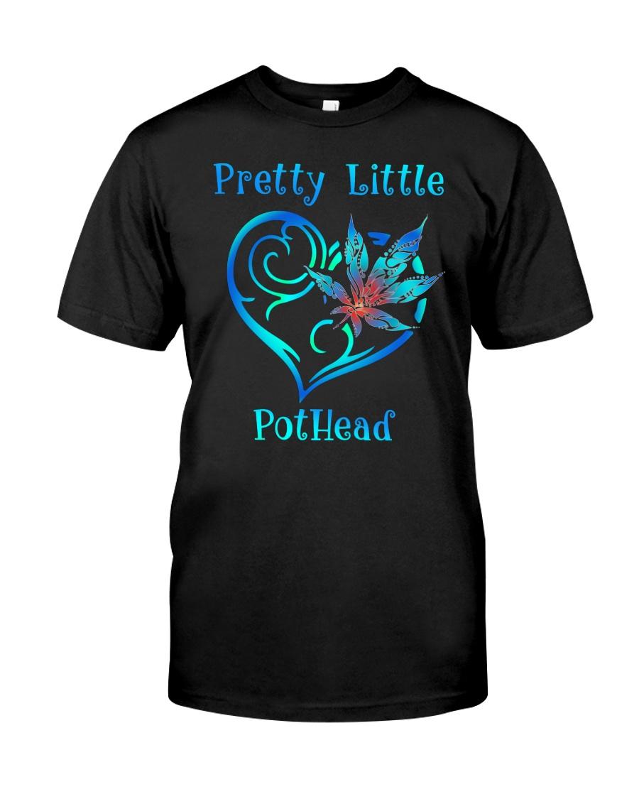 Pretty PotHead Classic T-Shirt