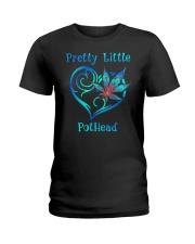 Pretty PotHead Ladies T-Shirt thumbnail