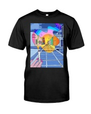 Color Weed Classic T-Shirt thumbnail