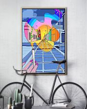 Color Weed 16x24 Poster lifestyle-poster-7