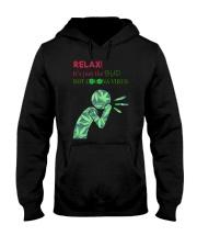 Weed Lover Hooded Sweatshirt thumbnail