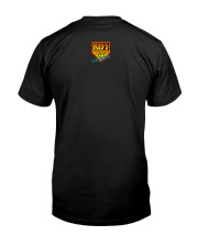 Kiss Army Sweden member Big Logo Classic T-Shirt back