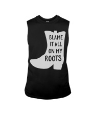 Blame It All On My Roots Classic Fit TShirt Sleeveless Tee thumbnail