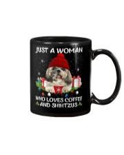 Shih tzu  mug Mug front