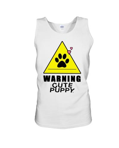 Dog Paws Warning Cute Puppy