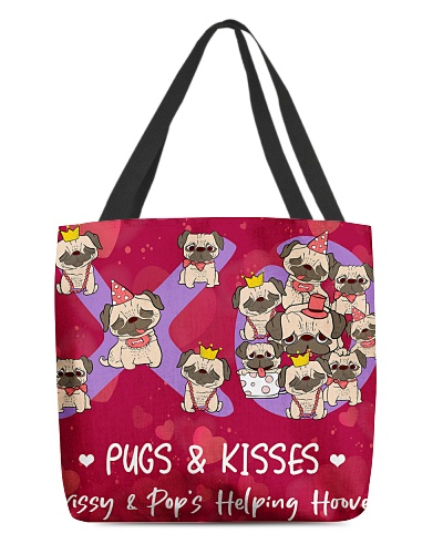 Pug Kisses XO