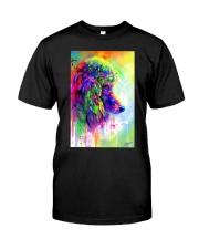 Poodle Water Color Phone Case Classic T-Shirt thumbnail