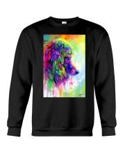 Poodle Water Color Phone Case Crewneck Sweatshirt thumbnail