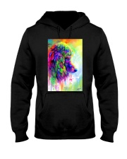 Poodle Water Color Phone Case Hooded Sweatshirt thumbnail