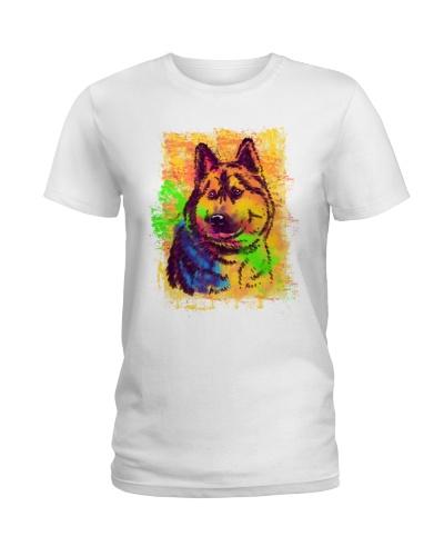 husky dog color