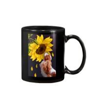 Cavalier sunflower Mug thumbnail