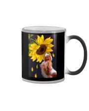 Cavalier sunflower Color Changing Mug thumbnail