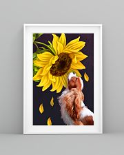 Cavalier sunflower 11x17 Poster lifestyle-poster-5
