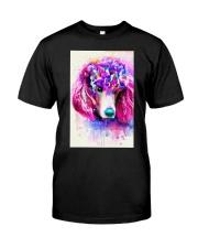 POODLE POSTER  Classic T-Shirt thumbnail