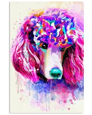 POODLE POSTER  11x17 Poster front