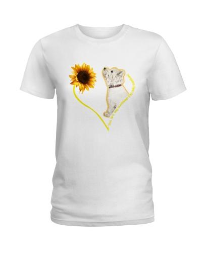 Westie Sunflower