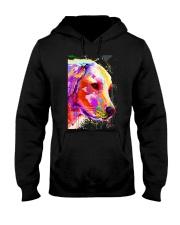 Golden Retriever Water Color Art A2 Hooded Sweatshirt thumbnail