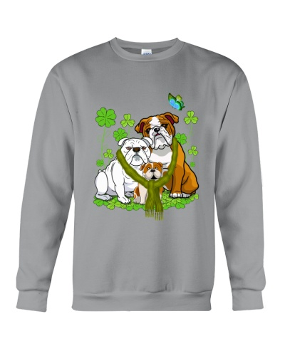 Bulldog patricks