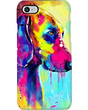 Weimaraner Water Color Phone Case thumbnail