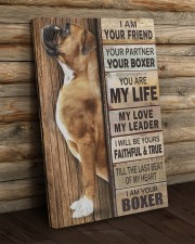 Boxer Partner 20x30 Gallery Wrapped Canvas Prints aos-canvas-pgw-20x30-lifestyle-front-19