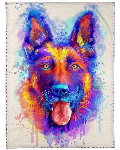 German Shephers Color Face