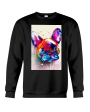 French bulldog color Crewneck Sweatshirt thumbnail