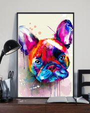 French bulldog color 11x17 Poster lifestyle-poster-2