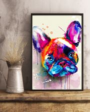 French bulldog color 11x17 Poster lifestyle-poster-3