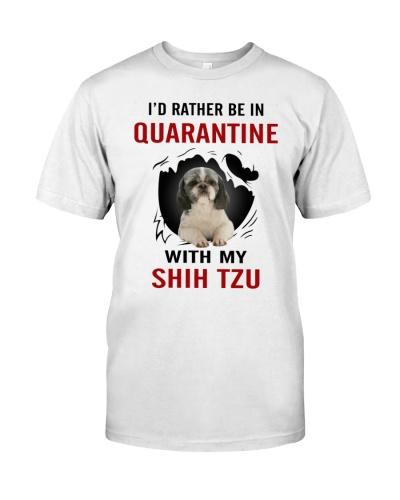 Shih Tzu Quarantine