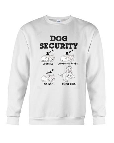 Westie  Dog Security